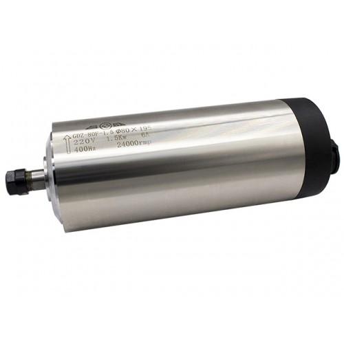 Шпиндель воздушного охлаждения GDZ80-1.5F (4 подшипника)