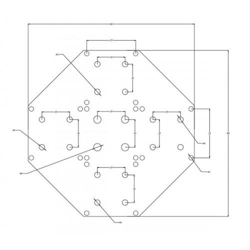 Соединительная пластина Т-4