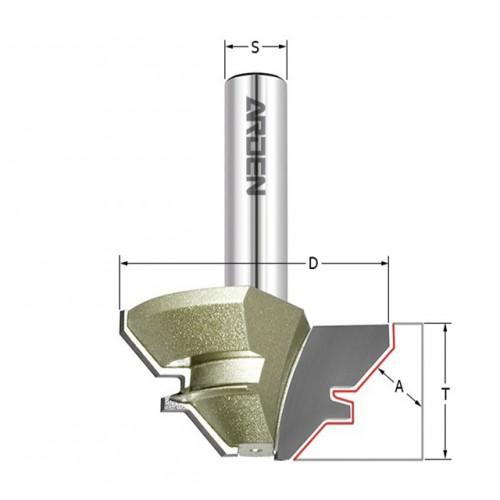 Фрезы для углового сращивания 603 серия, артикул 603225