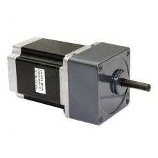 Шаговый двигатель с цилиндрическим редуктором 57HSG76-3004A08