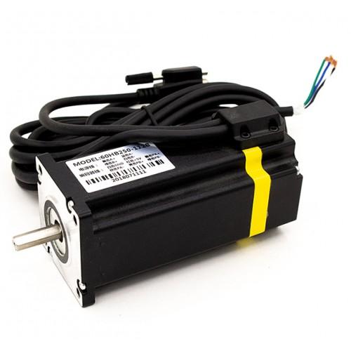 Комплект ШД с энкодером+Драйвер 60HB250-112B + HB860MB