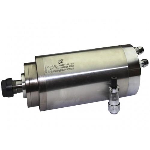 Шпиндель жидкостного охлаждения GDZ 24-1 (3кВт)