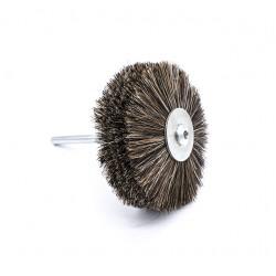 Щетка для шлифовки поверхности (Конский волос) HD-80H