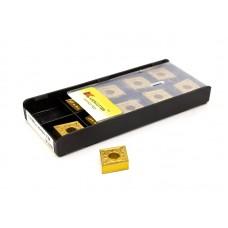Пластины для резца проходного упорного CNMG120404-TM JC600 R0.4 (10 шт)