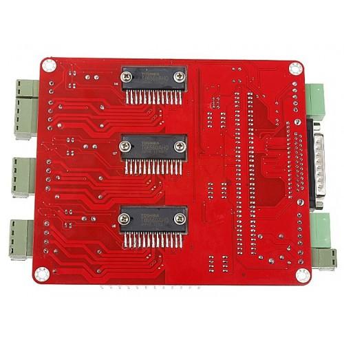 Многоканальный драйвер шаговых двигателей TB6560 3axis