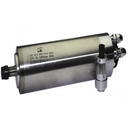 Шпиндель жидкостного охлаждения GDZ18-2 (800Вт)