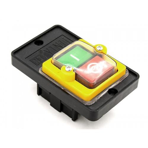 Кнопка влагозащищенная IP54 AC 220/380В 10А