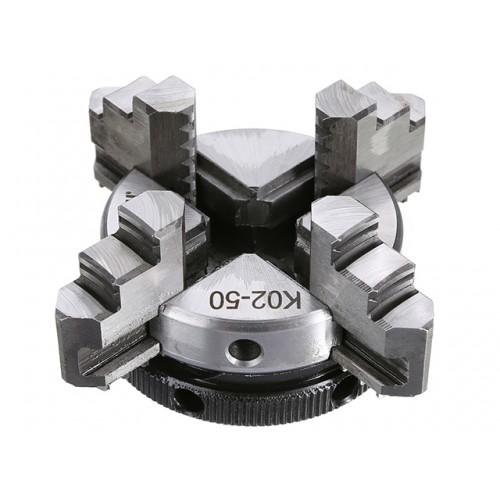Токарный патрон K02-50