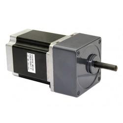 Шаговый двигатель с цилиндрическим редуктором 57HSG76-3004A08 (1:5)
