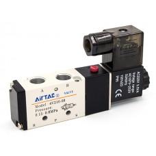 Распределитель воздуха 4V210-08 AC220 AIRTAC