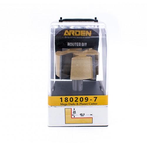 Фреза ARDEN для выравнивания поверхности, усиленная, 180 серия  артикул 180209-7