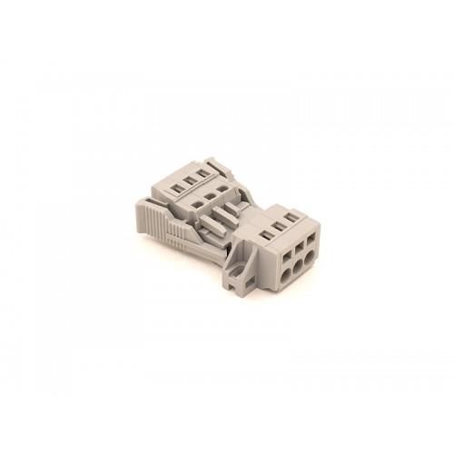 Клеммная колодка AC400V 16A 5.0mm 3P