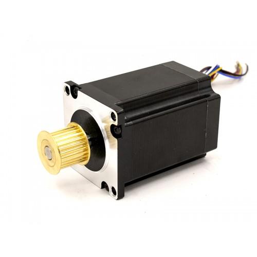 Шаговый двигатель 3-х фазный 573S15-L