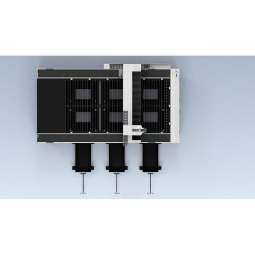 Оптоволоконный лазерный станок с ЧПУ Cutter FL