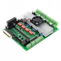 Многоканальный драйвер шаговых двигателей ТВ6600 4 axis