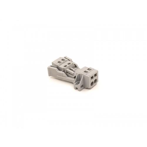 Клеммная колодка AC400V 16A 5.0mm 2P