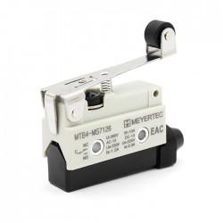 Выключатель концевой, 10A, IP54, рычаг с роликом (MTB4-MS7126)
