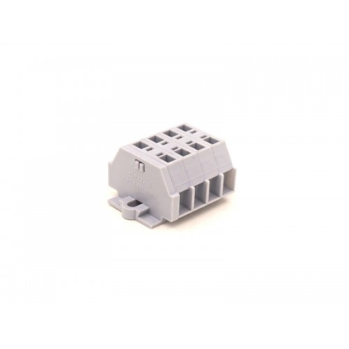 Клеммная колодка FW2.5-261-30XD 400V 16A 4P