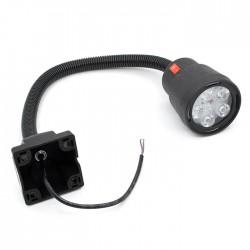 Лампа рабочая LED 220V 5W